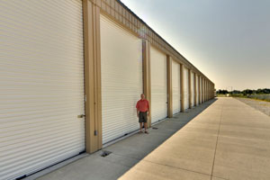 Lincoln Self Storage Units
